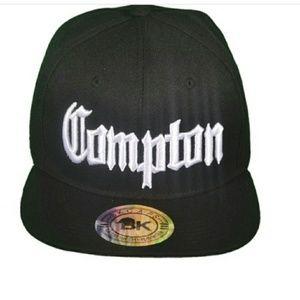 🆕Compton Snapback Hat
